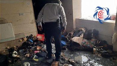 Photo of زنده زنده سوختن یک مرد در آتش خانه مسکونی / در خوی رخ داد