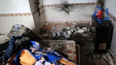 Photo of زنده زنده سوختن مرد اهوازی در انفجار گاز + عکس