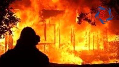 Photo of منفجر شدن کارخانه خانگی ساخت مشروب / 2 تن سوختند نفر سوم فرار کرد