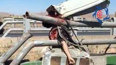 Photo of جسد تکه تکه شده 2 مرد در جاده شیراز + عکس های تکاندهنده