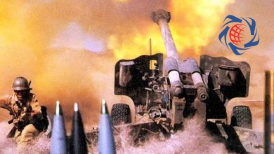 Photo of حمله توپخانه سپاه به گروه های ضدانقلاب در کردستان عراق