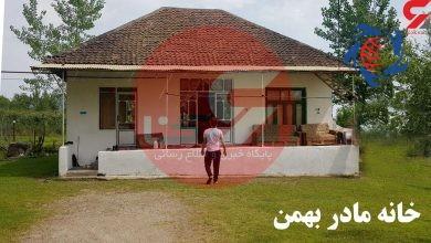 Photo of اینجا خانه بخت رومینا اشرفی می شد اگر به قتل نمی رسید + فیلم خانه ای که ساخته نشد
