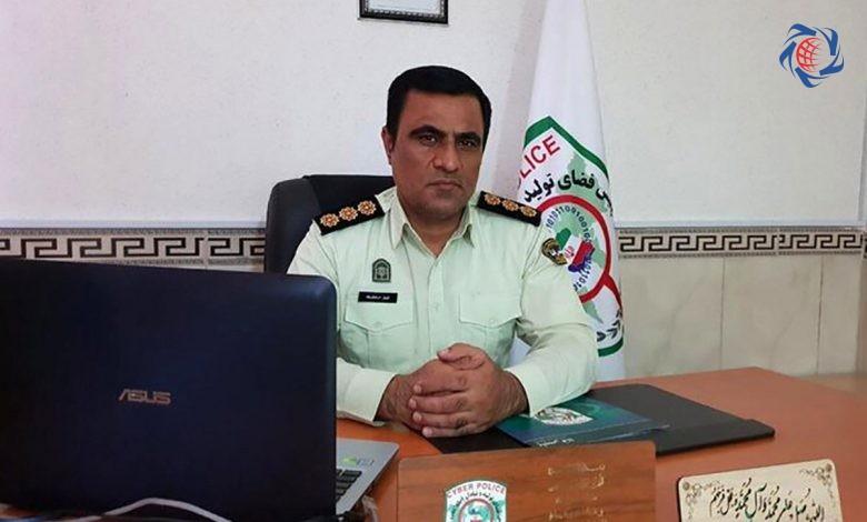 رییس+پلیس+فتا+همدان