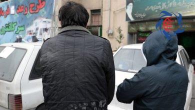 Photo of 2 مرد پلید با دیدن پلیس از مغازه خودشان فرار کردند / در مرکز تهران رخ داد