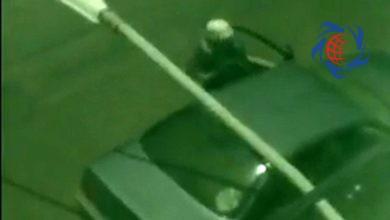 Photo of فیلم لحظه سرقت مسلحانه از طلافروشی در ملارد
