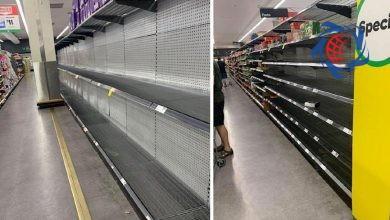 Photo of وحشت از کرونا در سیدنی + عکس