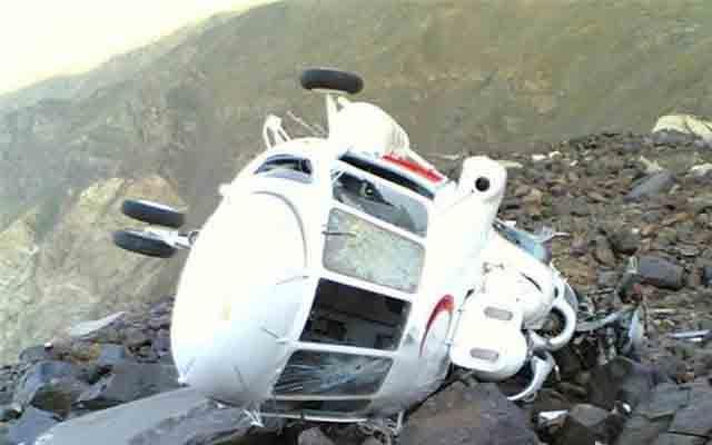Photo of ماجرای سقوط بالگرد در شهرستان کاشمر