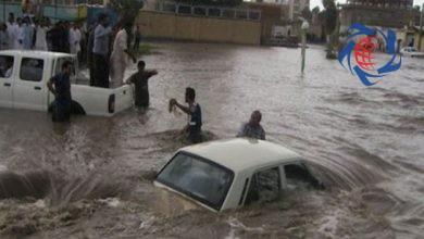 Photo of نجات یک زن و دخترانش از میان سیلاب ده غیبی مشهد