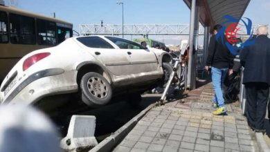 Photo of مرگ تلخ راننده 20 ساله خودروی 206 بر اثر سرعت بالا در اتوبان امام علی