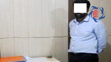 Photo of کارمند قلابی با مقادیر زیادی سند جعلی دستگیر شد