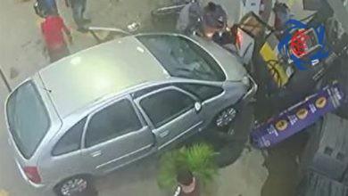 Photo of راننده ناشی در پمپ بنزین حادثه آفرید + فیلم