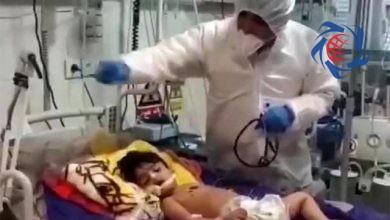 Photo of کور شدن کودک 5 ساله ایرانی به دلیل خوراندن الکل برای جلوگیری از کرونا + فیلم