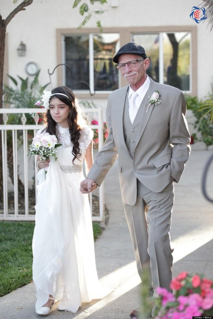 عروس 11 ساله
