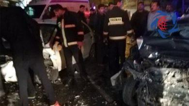 Photo of تصادف مرگبار شبانگاهی در شهر کرمان / باز هم پای پراید در میان است