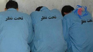 Photo of پایان تبهکاری های مجرمان مسافرکش در تهران و البرز