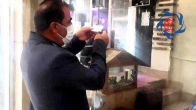 Photo of پلمب آرایشگاه مردانه به خاطر مشتری های دختر و زن در دماوند + عکس