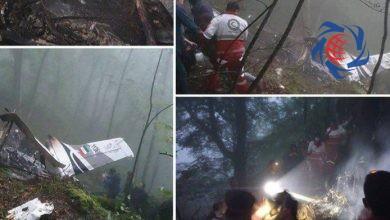 Photo of اولین فیلم عملیات پس از سقوط هواپیمای پلیس در متل قو + عکس و اسامی