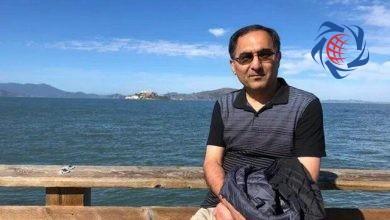 Photo of تست کرونای سیروس عسگری دانشمند ایرانی زندانی در آمریکا مثبت شد