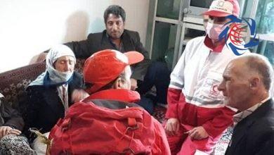 Photo of نجات پیرزن 70 ساله در جنگلهای ارسباران پس از 10 ساعت سرگردانی