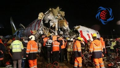 Photo of سقوط یک فروند هواپیما در سومالی / تمامی سرنشینان کشته شدند