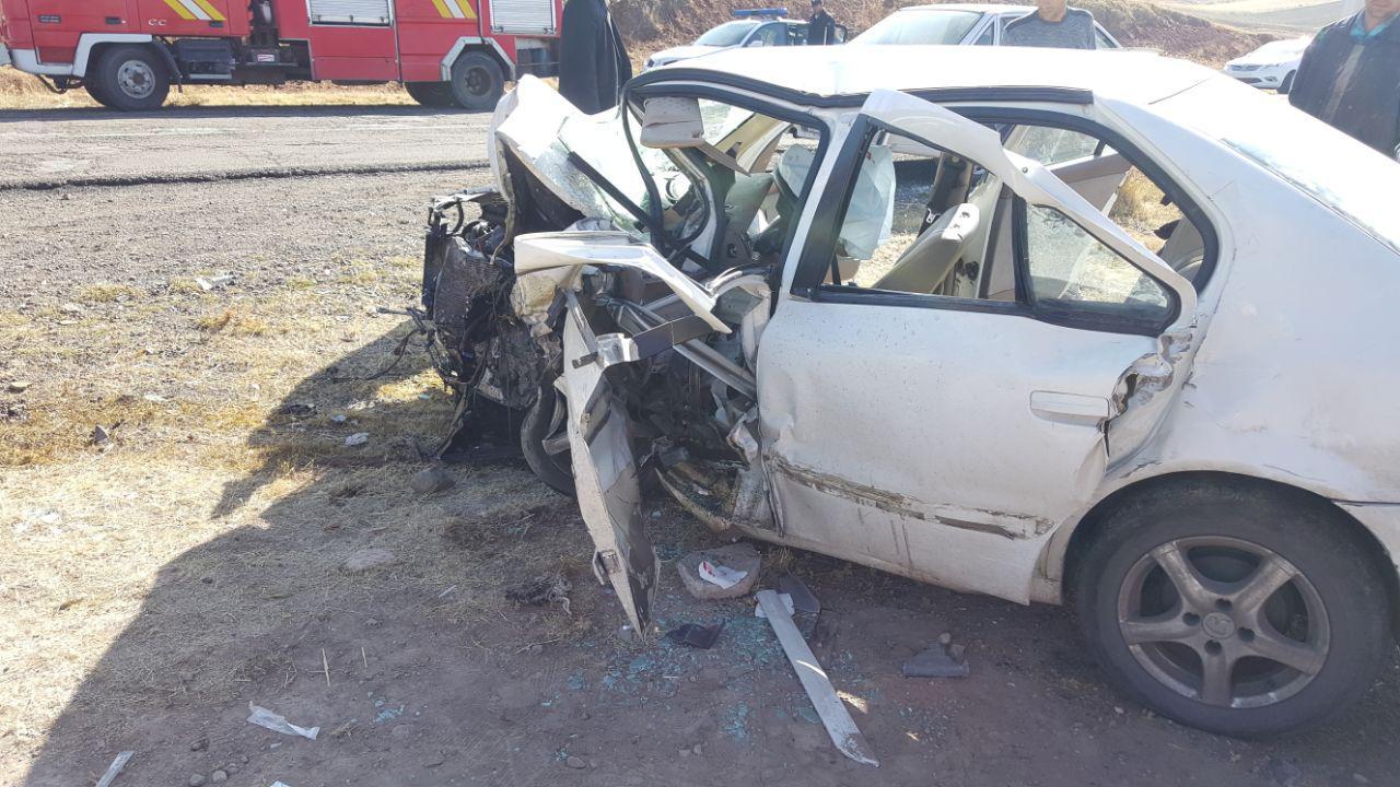 Photo of واژگونی سواری سمند در داورزن